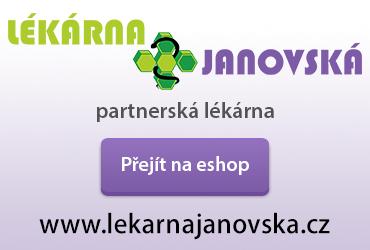 Přejít na stránku: Lékarna Janovská